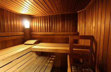 Sauna in the Gasthof Pichlerhof